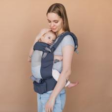 Эрго-рюкзак Love&Carry AIR X Карбон LC132 ТМ: Love&Carry