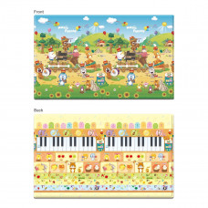 Игровой коврик Dwinguler Music Parade 230х140х1.5 см 888140 ТМ: Dwinguler