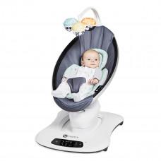 Кресло-качалка 4Moms mamaRoo 4.0 Gray mesh  ТМ: 4MOMS