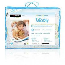 Одеяло детское Wooly, шерстяное 110 X 140 ТМ: Sonex