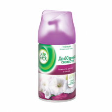 Освежитель воздуха Air Wick Freshmatic Нежность шелка и лилии, сменный баллон, 250 мл