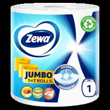 Бумажные полотенца Zewa Jumbo, 1 рулон