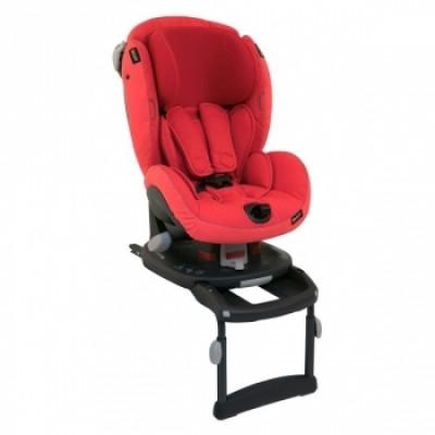 Автокресло BeSafe iZi Comfort X3 Isofix Sunset Mеlange, красный (528107)