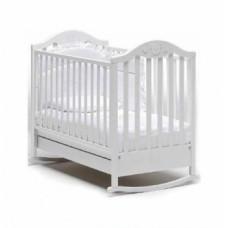 Кроватка детская Baby Italia Didi Family White, 132х77 см