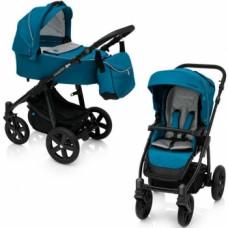 Универсальная коляска 2 в 1 Baby Design Lupo Comfort New 05 Turquoise (299612)