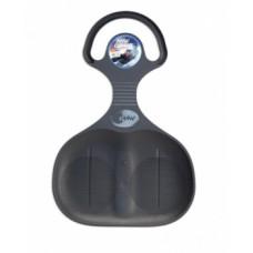 Ледянка KHW Kunststoff Big Glider, серый (76330)
