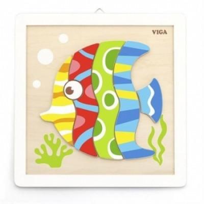 Набор для творчества Viga Toys Своими руками Рыбка (50687)