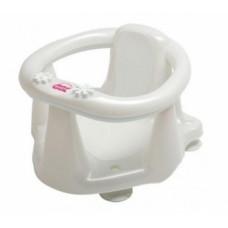 Сидение для ванны OK Baby Flipper Evolution, c термодатчиком, белый (37996831)