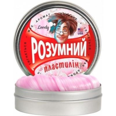 Умный пластилин Thinking Putty Lovely, розовый (ti24003)