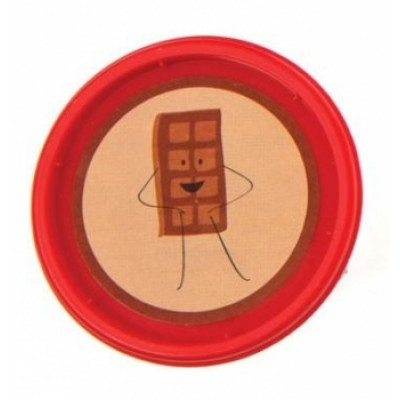 Масса для лепки Tutti-Frutti Шоколад (BJTT12800)