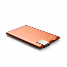 Внешний аккумулятор Xoopar Power Card, оранжевый (XP61057.20RV)