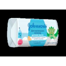 Антибактериальное детское мыло JOHNSON'S® Baby Для маленьких непосед, 100 г