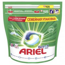 Капсулы для стирки Ariel Allin1 Горный родник, для белых и цветных тканей, 45 шт.