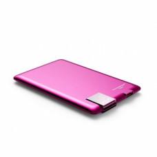 Внешний аккумулятор Xoopar Power Card, фуксия (XP61057.24RV)