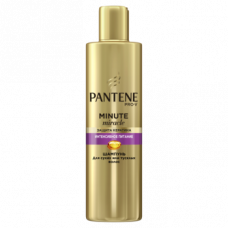 Шампунь Pantene Pro-V Minute Miracle Интенсивное питание, 270 мл