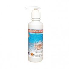 Антисептик для кожи Clean City Гель, 250 мл