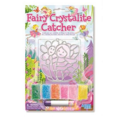 Набор для творчества 4M Сказочные кристаллы Фея с ромашкой (00-03614)