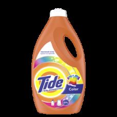 Жидкий стиральный порошок Tide Color, для белых и цветных тканей, 2,145 л