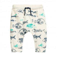 Штаны для мальчика Рыбки