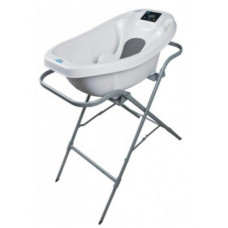 Комплект Baby Patent Aqua scale: ванночка 3 в 1 и подставка под ванночку