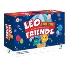 Настольная игра на составление сюжета DoDo Лео и его друзья (300210)