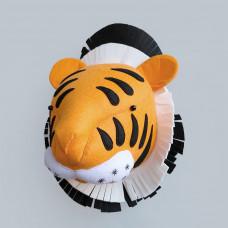 Мягкая игрушка украшение Тигр