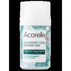 Органический роликовый дезодорант-уход Acorelle Лотос и бергамот, 50 мл