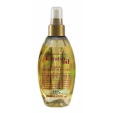 Легкое масло-спрей для волос OGX Мгновенное восстановление, против ломкости волос, 118 мл