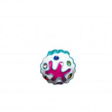 Эмодзи Turquoise cupcakes