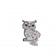 Эмодзи Silver owl
