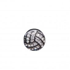 Эмодзи Volleyball ball