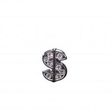 Эмодзи Silver dollar
