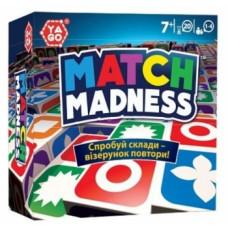 Настольная игра YaGo Match Madness, укр. язык (MATCH-ML)