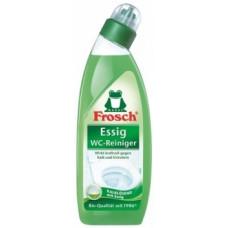 Очиститель для унитазов Frosch Уксус, 750 мл