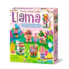 Набор для творчества 4M Ламы (00-04754)