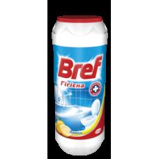 Чистящий порошок Bref с Активным хлором Лимон, 0,5 кг
