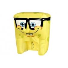 Игрушка на голову Sponge Bob SpongeHeads SpongeBob Expression 2 (EU690605)