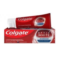 Зубная паста Colgate Optic White Мгновенный, 75 мл