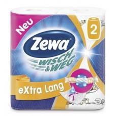 Бумажные полотенца Zewa Wisch&Weg Design, 2 рулона