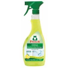 Очиститель для ванны и душа Frosch Лимон, 500 мл