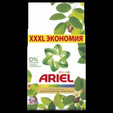 Стиральный порошок Ariel Color Аромат Масла Ши, для цветных тканей, 6 кг