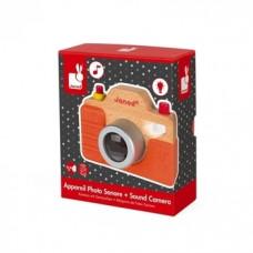 Фотоаппарат Janod со светом и звуком (J05335)