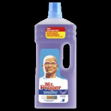 Моющая жидкость для полов и стен Mr. Proper Лавандовое спокойствие, 1,5 л