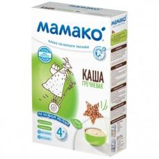 Молочная каша на козьем молоке МАМАКО Гречневая, 200 г