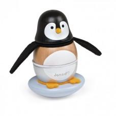 Пирамидка Janod Пингвин (J08127)