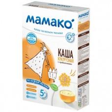 Молочная каша на козьем молоке МАМАКО Кукурузная с пребиотиками, 200 г