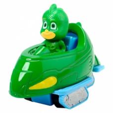 Машинка Dickie Toys Герои в масках Геккомобиль, металлическая, 7 см (3141001)