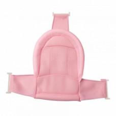 Горка натяжная в ванночку Babyhood, розовый (BH-211P)