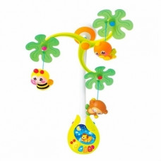 Музыкальный мобиль Hola Toys Веселый остров (818)