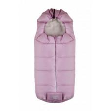Зимний конверт Nuvita 9445 Junior Essential, розовый с бежевым (NV9445ESSENTIALPKPOWDE)